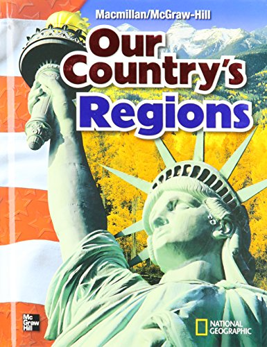9780021492657: Our Country's Regions