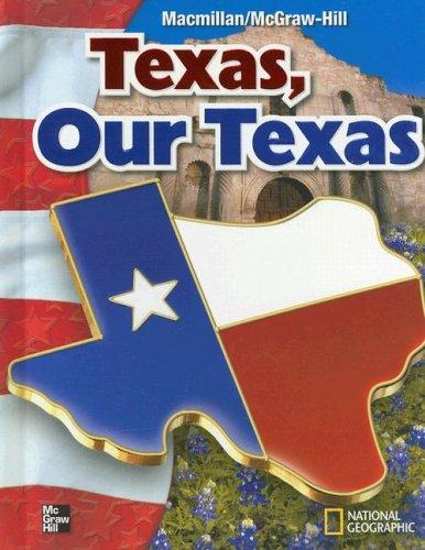 9780021492664: Texas, Our Texas