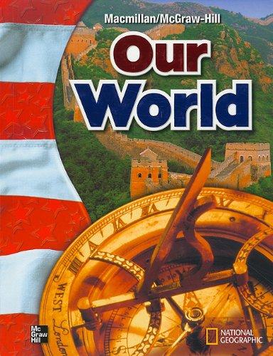 9780021492688: Macmillan/McGraw-Hill Social Studies, Grade 6, Pupil Edition