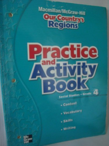 9780021493241: Practice and Activity Book for