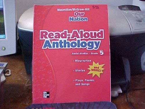 9780021493432: Our Nation Read-Aloud Anthology Social Studies Grade 5