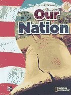 9780021494033: Our Nation: Texas Edition