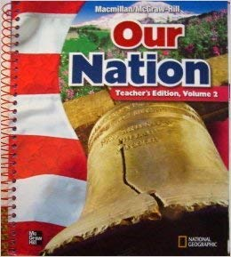 9780021494071: Our Nation Teacher's Edition Volume 2