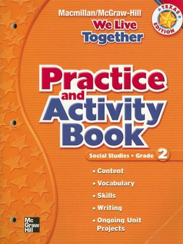 Social Studies: Grade 2: Practice and Activity Book (0021494193) by [???]