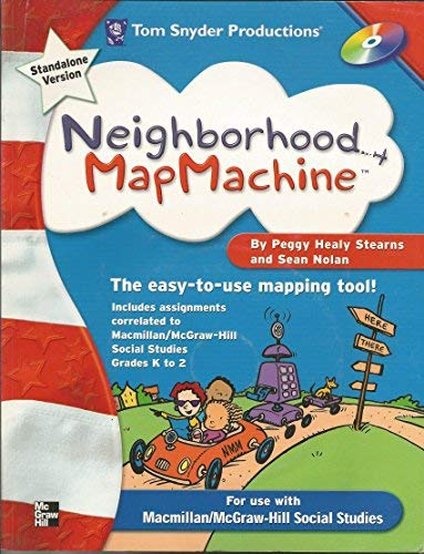 9780021495733: Neighborhood Map Machine 2.0