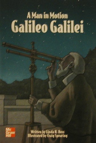 9780021496921: A man in motion: Galileo Galilei