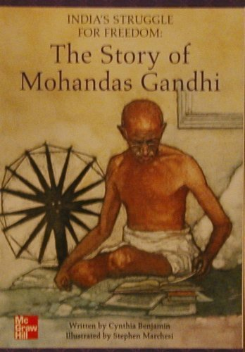 9780021496945: India's struggle for freedom: The story of Mohandas Gandhi