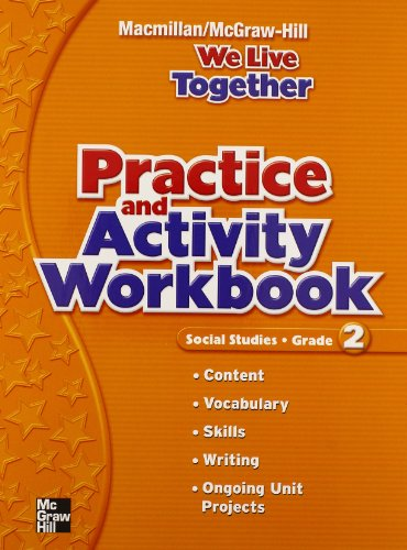 9780021499885: Macmillan/McGraw-Hill Social Studies, Grade 2, Practice and Activity Book (OLDER ELEMENTARY SOCIAL STUDIES)