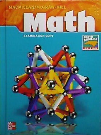 9780021501359: Macmillan / McGraw-Hill Math, Grade 5