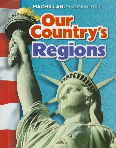9780021503155: Our Country's Regions