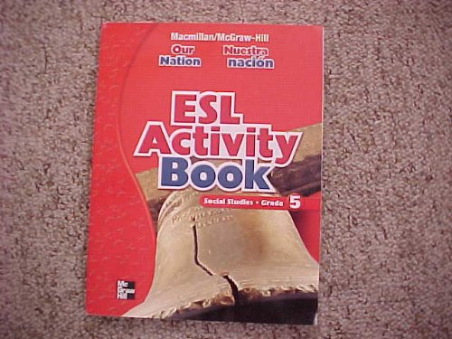 9780021503773: ESL Activity Book for