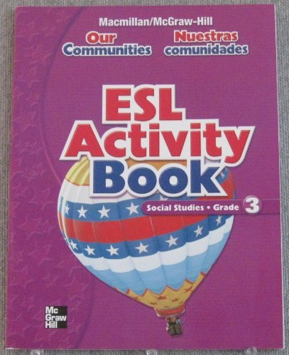 9780021503797: ESL Activity Book for
