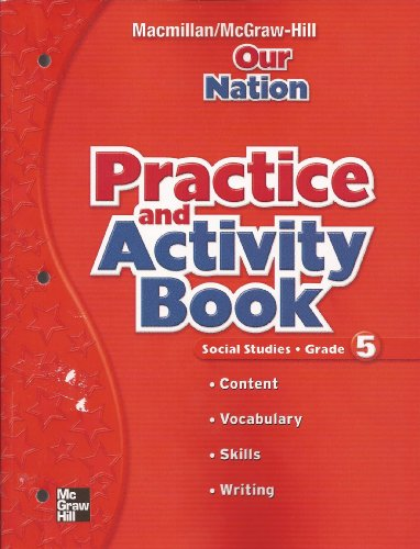 9780021503841: Practice and Activity Book for