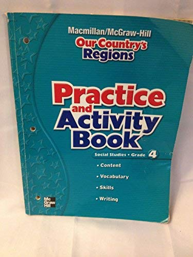 9780021503858: Practice and Activity Book for