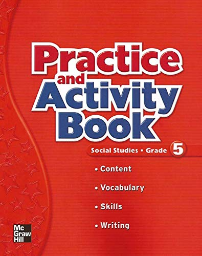 9780021503902: Macmillan/Mcgraw-Hill Social Studies Practice and Activity: Our Nation