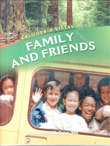 9780021505081: FAMILY AND FRIENDS 1 (H) CA