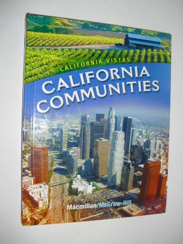 9780021505111: California Vistas, California Communities (California Vistas) (California Vistas)