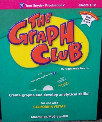 9780021508587: California Vistas The Graph Club (2440, Grades 1-2)