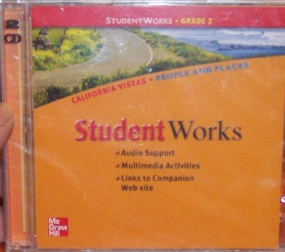 9780021509119: California Vistas Student Works, Grade 2 (People and Places)
