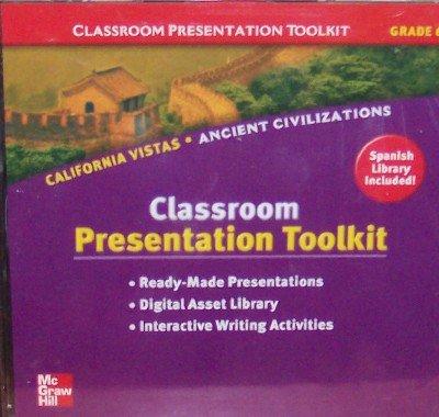 9780021509355: California Vistas: Classroom Presentation Toolkit Grade 6 (Ancient Civilizations)