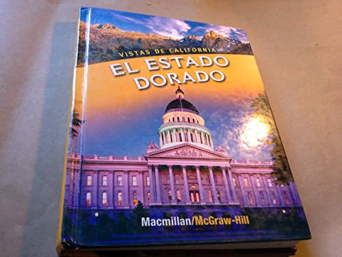 9780021509775: El Estado Dorado (Vistas De California)