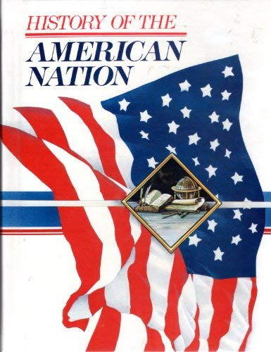 9780021512003: History of the American nation