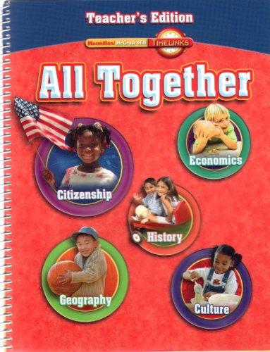 9780021514830: TimeLinks: First Grade All Together Teacher Edition