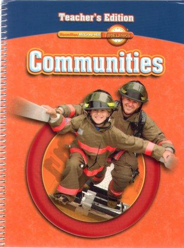 9780021514854: TimeLinks: Grade 3 Communities Teacher Edition