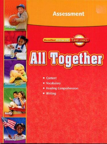 9780021517244: Timelinks: All Together Assessment (Timelinks, Grade 1)