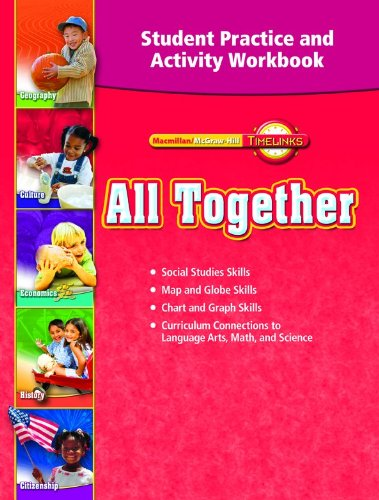 9780021517374: TimeLinks: First Grade, Student Practice Workbook (Macmillan/Mcgraw-Hill Timelinks)