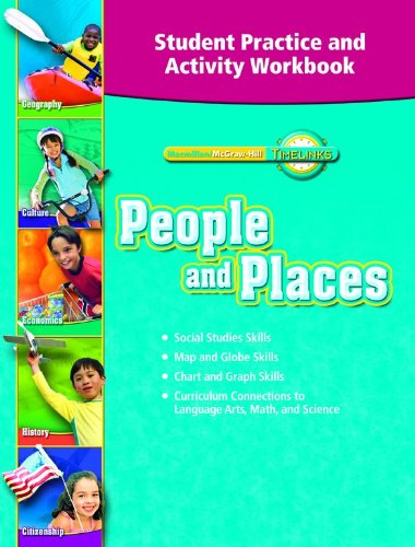 9780021517381: TimeLinks: Second Grade, Student Practice and Activity Workbook (OLDER ELEMENTARY SOCIAL STUDIES)