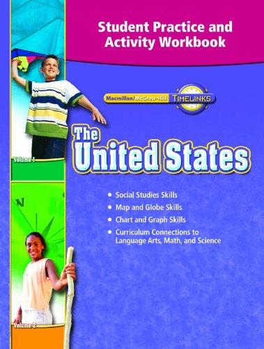9780021517411: TimeLinks: Fifth Grade, Student Practice and Activity Workbook (OLDER ELEMENTARY SOCIAL STUDIES)