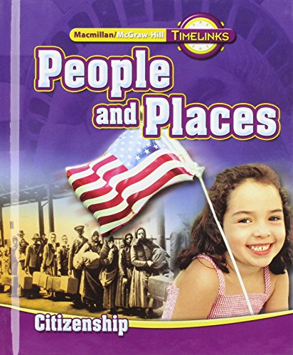 9780021524037: TimeLinks: Second Grade, People and Places-Unit 5 Government Student Edition