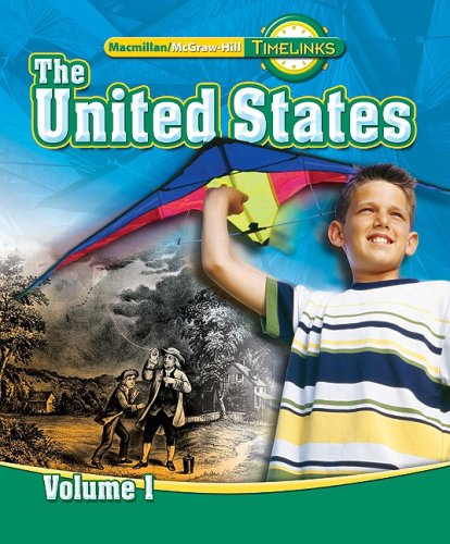 9780021525232: TimeLinks: Fifth Grade, Complete Student Edition Set (Volumes 1 and 2) (OLDER ELEMENTARY SOCIAL STUDIES)