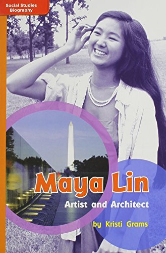 9780021527823: TimeLinks:  Approaching Level, Grade 2, Maya Lin, Artist and Architect (Set of 6) (Social Studies)