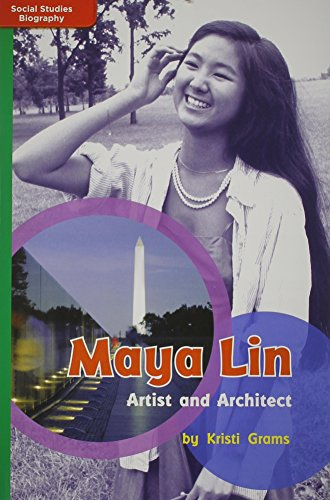 9780021527946: Maya Lin, Grade 2 Beyond Level: Artist and Architect (Timelinks Leveled Reader Library)