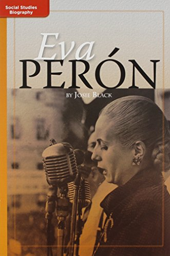 9780021530540: Timelinks, Grade 6, Leveled Biographies, Approaching Level, Eva Peron (Set of 6) (OLDER ELEMENTARY SOCIAL STUDIES)