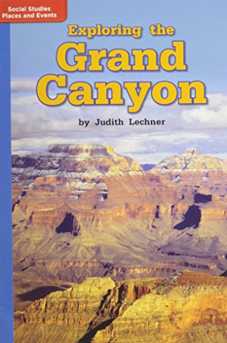9780021530755: Timelinks, Grade 6, Leveled Reader, On Level, Exploring the Grand Canyon (Set of 6) (Timelinks Leveled Reader Library)