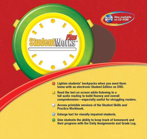 9780021532537: Timelinks Grade 3 StudentWorks Plus Grade 3 CD-ROM