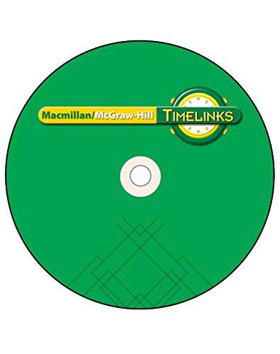 9780021532544: TimeLinks: StudentWorks Plus CD-ROM, Grade 4