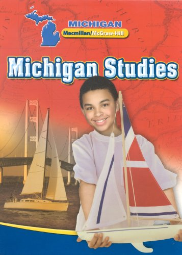 9780021536436: Michigan TimeLinks: Third Grade, Communites Student Edition