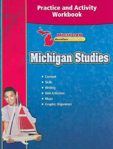 9780021536467: Michigan 2009 Gr 3 Practice and Activity Workbook