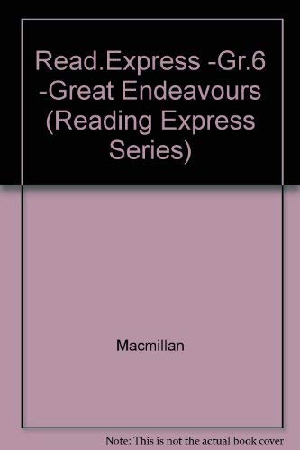 9780021600120: Great Endeavors Grade Six (Reading Express Series)