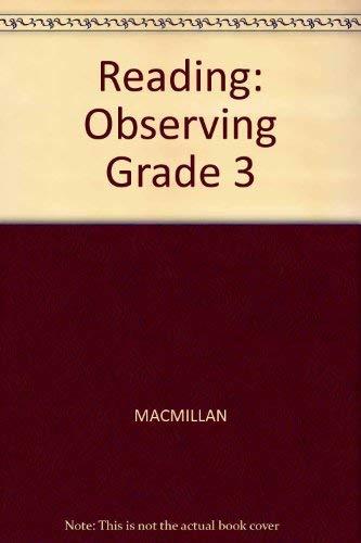 9780021635405: Observing