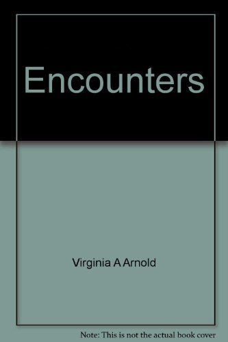 9780021638208: Encounters (Connections, Macmillan reading program)