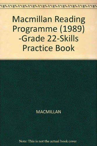 Macmillan Reading Programme (1989) -Grade 22-Skills Practice Book: MACMILLAN