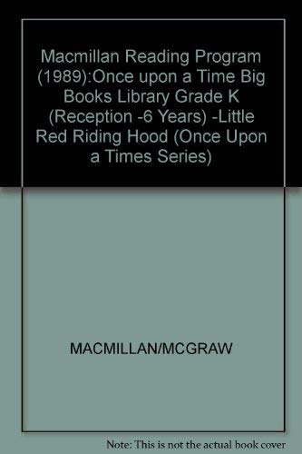 9780021743506: Little Red Riding Hood (Once Upon a Times Series)