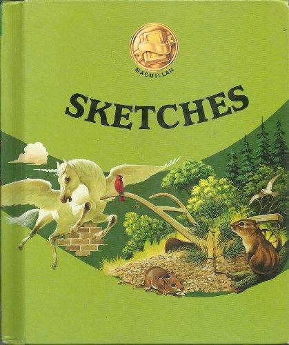 9780021748600: Reading:Sketches: Grade 4 (Connections, Macmillan reading program)