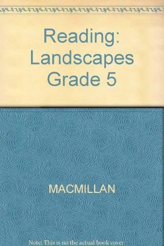 9780021748709: Landscapes