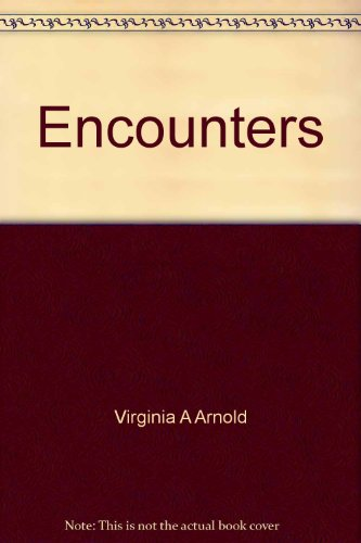 9780021751402: Encounters (Connections, Macmillan reading program [softcover])